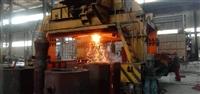 齐鲁特钢生产大规格超长特钢锻圆