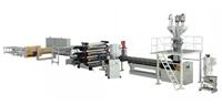 苏州金纬机械板材设备-PC箱包板材挤出生产线设备