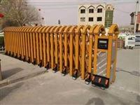 惠州304不锈钢电动伸缩门,生产销售安装为一体