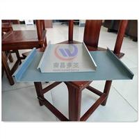 江蘇鹽城淮安YX25-430型矮立邊聚酯鋁鎂錳板