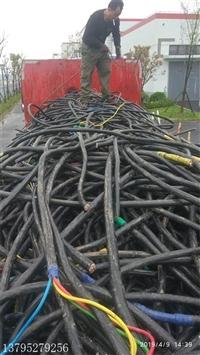 萬年長期回收電纜線、萬年二手電纜線上門回收