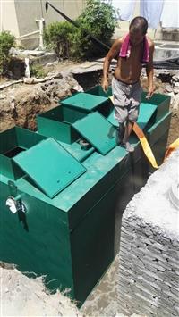 农村一体化污水处理设备介绍