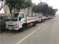 临汾市国六江铃腐蚀品厢式车 易燃气体厢式凯发彩票注册