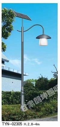 朗坤照明-LED太陽能庭院燈價格