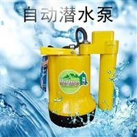 塑料潛水泵HOME-9A車庫雨水自動排水泵