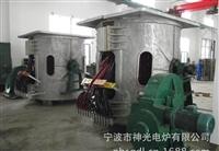 上海浦东电厂报废锅炉大量回收