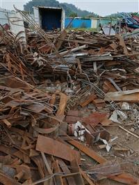 荔湾区昌华街废铁回收公司 -回收废铁螺纹钢