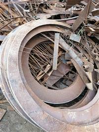 中山横栏镇废铁回收公司 今日模具铁价高很好