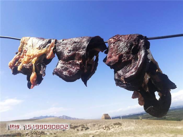 伊犁熏马肉