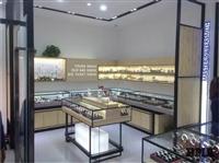 南京创意饰品展柜设计-南京金银首饰品展柜定制-南京标杆展柜厂