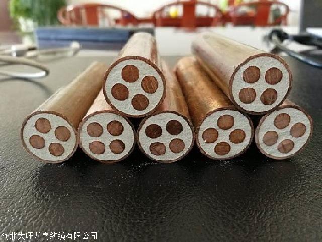 柔性矿物电缆刚性矿物电缆 BTTZ 3X25