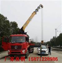 山西徐工12吨16吨随车吊怎么样