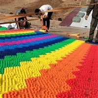 生態田園綜合體整體規劃設計 適合生態園的彩虹滑道XXB 彩虹滑道X