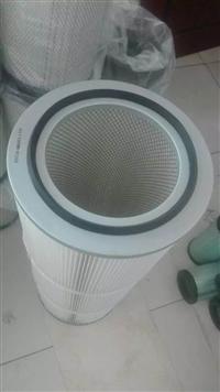 風機除塵濾芯,阿特拉斯除塵濾芯,高效覆膜除塵濾芯