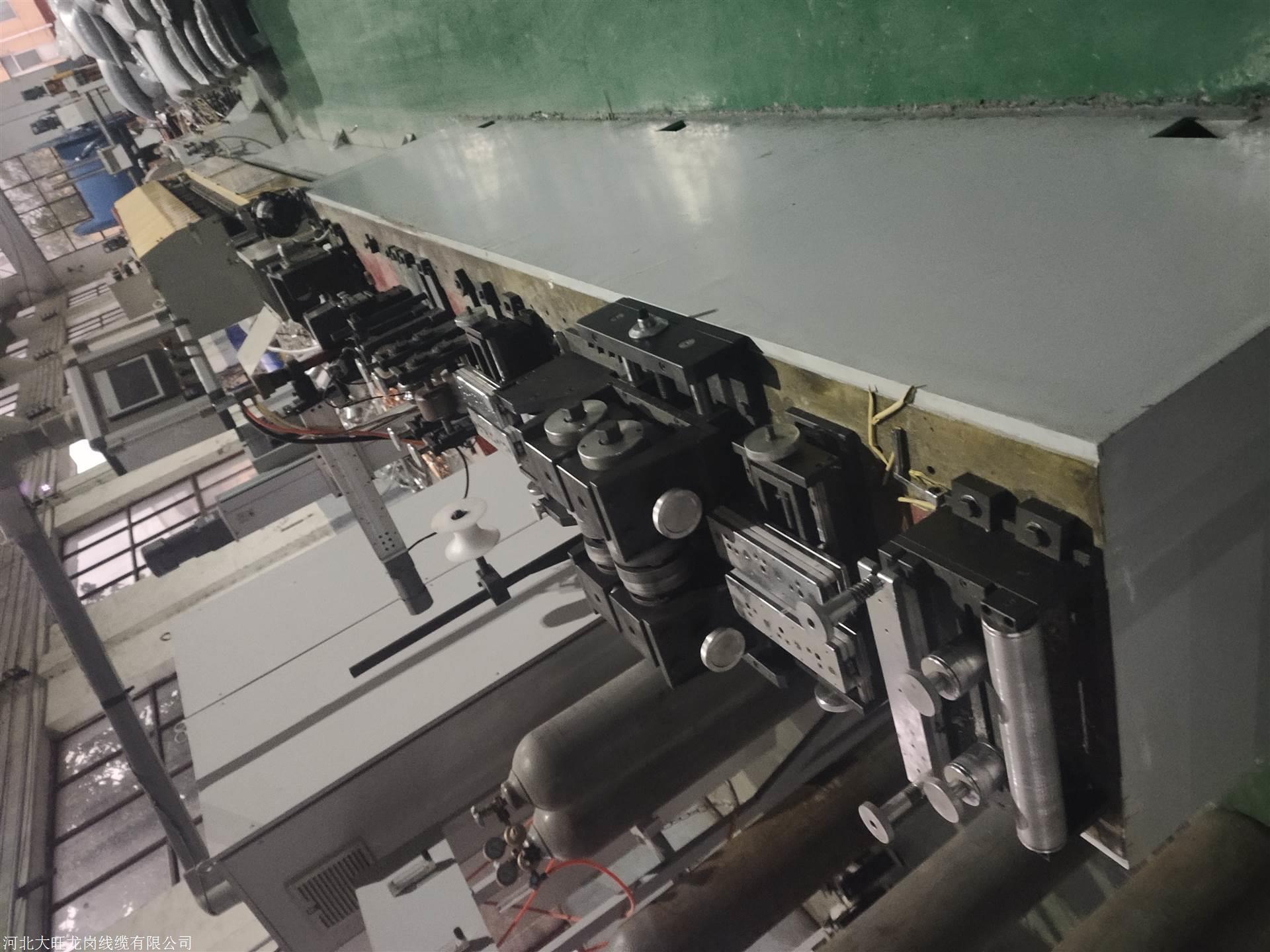 柔性矿物防火电缆路阳牌NG-ABTLY5X25