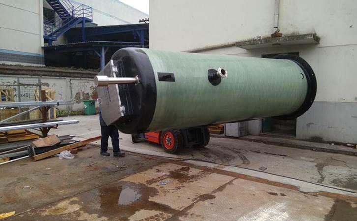 临沂PE泵站除臭装置