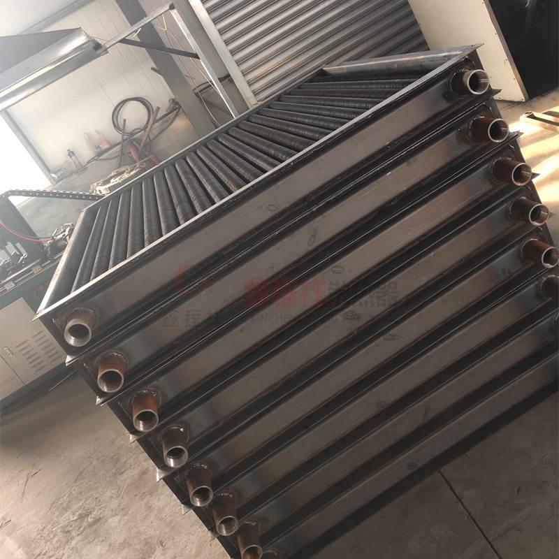 山东 高频焊翅片管散热器 价格行情