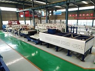 浙江轻质墙板设备自动化高 产量大