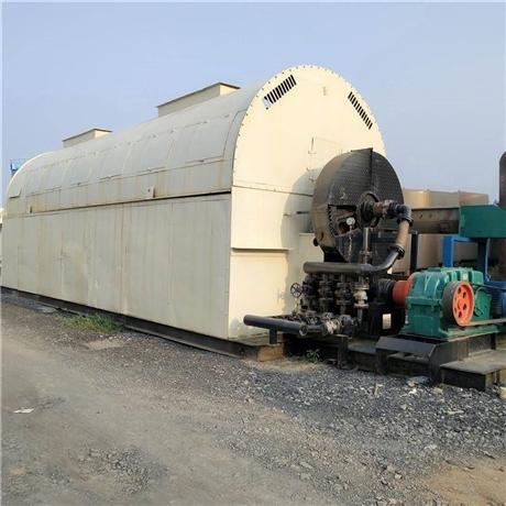 200平方二手管束干燥机长期供应
