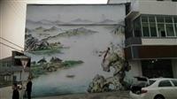 常州戚墅堰区 手绘文化墙设计案例品图
