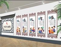 常州武进区社区文化墙设计制作