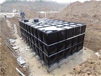 黄冈地埋式箱泵一体设计理念