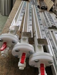 PP材质      增安型e      侧装远传防腐磁性液位计   盲板法兰