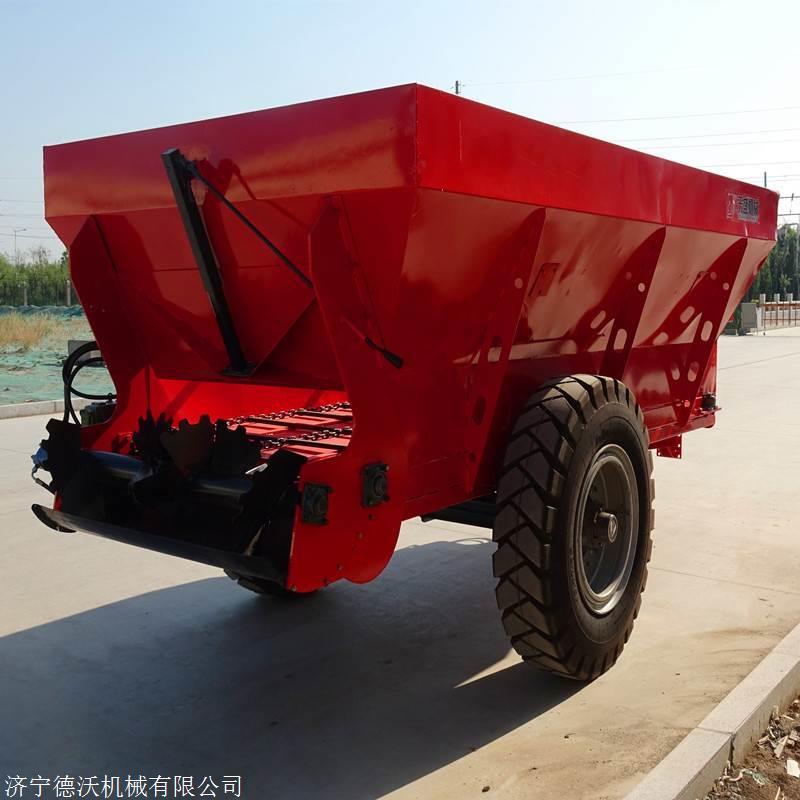 山西晋中圆盘式撒肥车补贴机型
