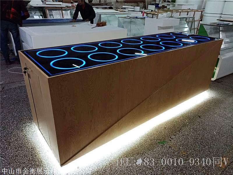 濟寧汶上機器人展柜 賣場機器人展柜批發