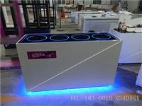 濟寧金鄉機器人展示柜 超市機器人展示柜采購價格