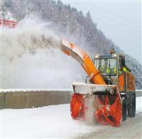 扬雪机 清雪车 卡车除雪机
