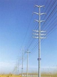淮南市66kv電力鋼桿 鋼管桿生產廠家 型號 霸州市順通電力設備廠