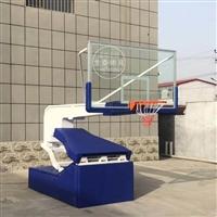 奥运之星篮球架 可移动升降比赛型篮球架厂家