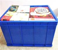 圖書專用塑料箱,A4紙包裝箱,書刊專用塑料箱,廈門餐具消毒箱,