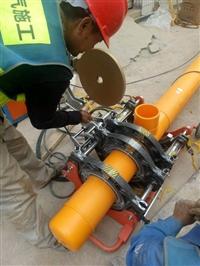 供應250型PE管熱熔液壓焊機