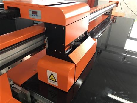 鞋子打印机厂家 皮革运动鞋表面uv印花彩绘图案uv平板打印机机器