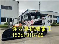 厦工装载机扫地机 装载机改装清扫机