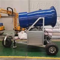 炮霧式造雪機 全自動造雪機 300米遙控范圍 360度旋轉機身
