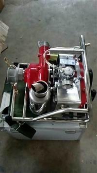 林晟LSJ-05背负式森林消防扑火水泵 高压接力水泵 森林灭火水泵