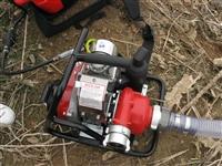 加拿大WICK250森林消防水泵  高压接力水泵 便携高压接力消防水泵