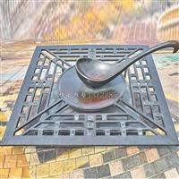 铸铜厂家定制 铸铜司南 指南针校园景观摆件