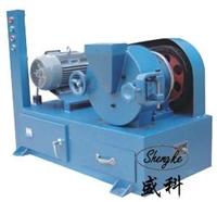 礦石粉碎機SK200 -II 實驗室小型臥式圓盤粉碎機  磨粉機