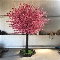西安仿真桃花树,直销价格合理,厂家仿真度高