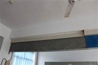 東莞厚街沙田防火卷簾門廠 安裝電動防火卷簾擋煙垂壁