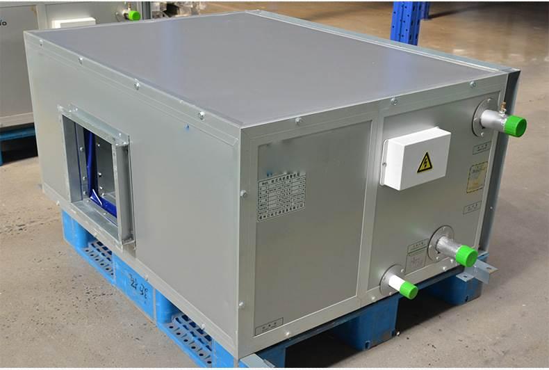 新风机组厂家直供  吊顶式空气处理机组
