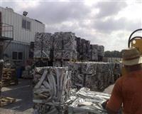 佛山市禅城区废铝回收公司 附近回收废铝