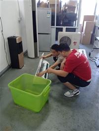 家電清洗培訓 全套家電清洗技術學習 實地實操
