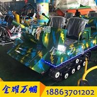 纯工业履带雪地坦克车 冰雪游乐设备 四季游乐项目