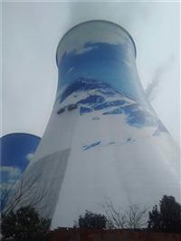 葫芦岛冷却塔装饰专业公司