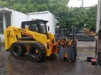 滑移機移樹機 四瓣式挖樹機 運轉靈活 性能穩定